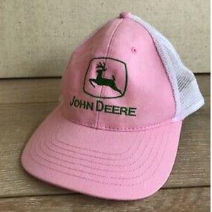 John Deere Women's Hat Baseball Cap One Size Fits